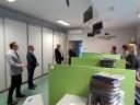 Wizyta w rejestracji Powiatowego Urzędu Pracy w Zamościu
