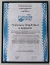 Certyfikat Przyjazny Urząd